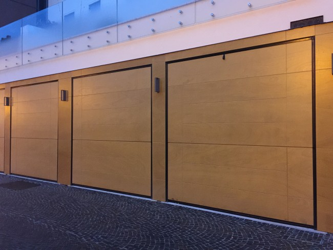 Favoloso Porte Box Basculanti anche automatiche per Box e Garage - Milano  CK25