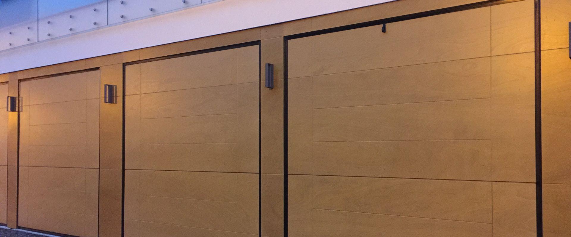 Porte Box Basculanti