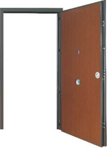 Porte blindate su misura serratura motorizzata ferport monza - Porte blindee classe 3 ...