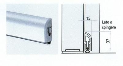 Porte multiuso ferport srl - Guarnizioni adesive per finestre ...